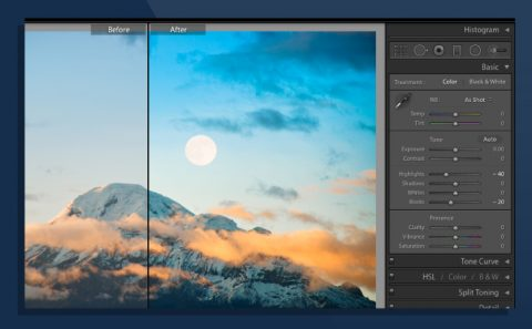 Taller de Adobe Lightroom – Agosto 2018